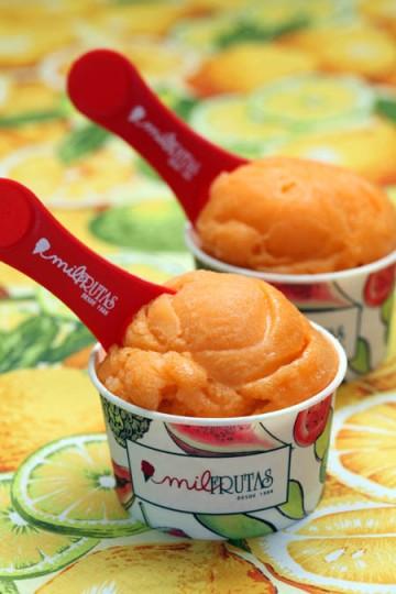 Novo sabor do Mil Frutas: marcante! (foto do Fabio Rossi)