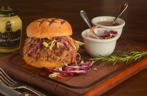 Pulled Pork, do BOS BBQ