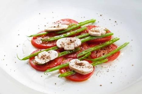 Salada de tomate com vagens2
