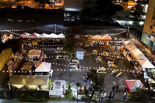 Novo Butantan Food Park: capacidade pra quatro vezes mais pessoas
