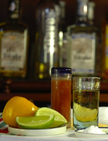 O festival tem María Sangrienta, bloody mary à mexicana, e 30 rótulos de tequila