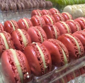 Os maravilhosos macarons gordinhos da Pierre Hermé