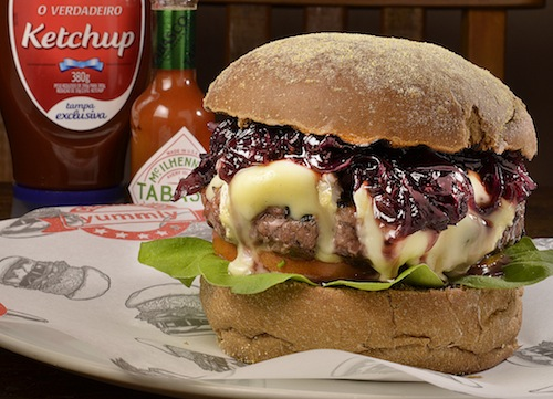 Big Kahuna_Fabienne_hambúrguer alto de 220g