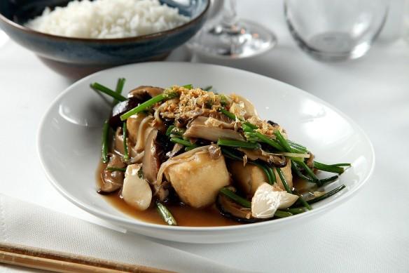 tofu corcante