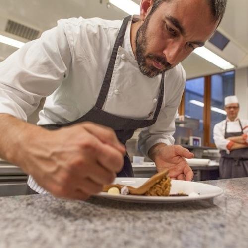 O chef Mauro Buffo, que além do menu do festival prepara hoje um jantar especial no Friccò