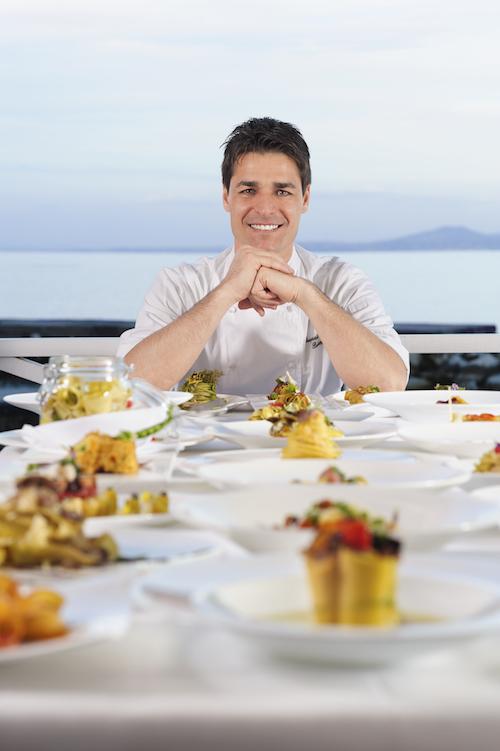 O chefe italiano Pasquale Palamaro, que fará menu no Maremonti na 4ª Settimana Italiana