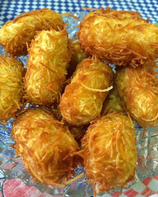 croquetes fritos