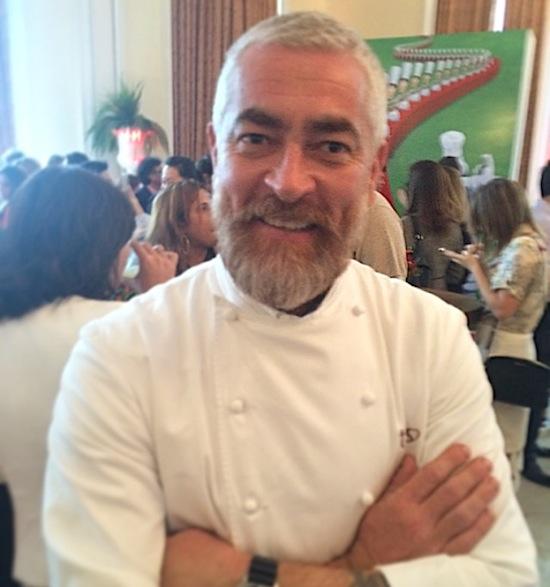 Alex Atala, chef do D.O.M. (2 estrelas) e Dalva e Dito (1 estrela)