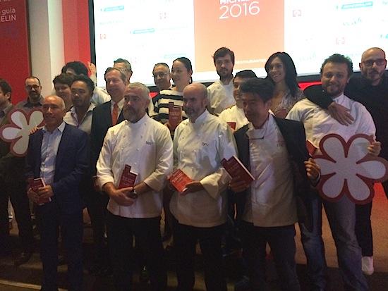 Os chefs dos restaurantes estrelados do Rio e de SP